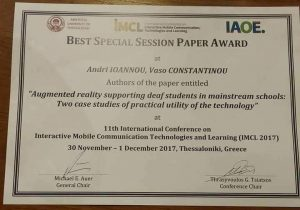 best special session paper
